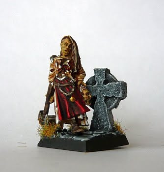 undead - New undead warband by Skavenblight Siostra1