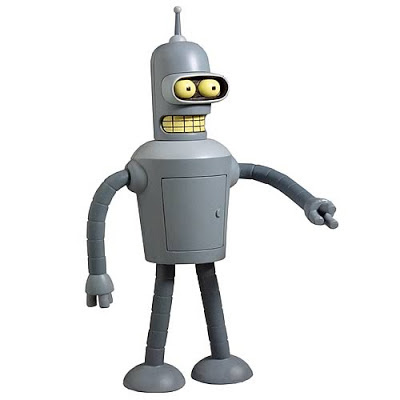 Bender Action Figure