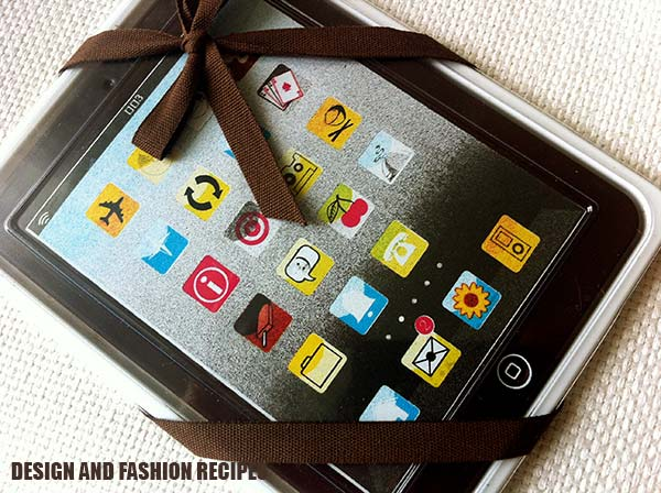 Chocolate Ipad by Cacao Lab Milano on Design and Fashion recipes