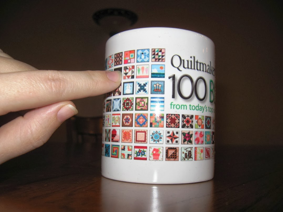 100 Blocks Mug Giveaway! Three Up for Grabs!