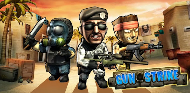 Download Gun Strike Apk