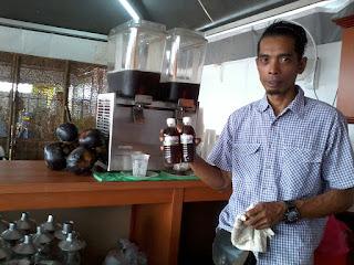 Pati Kelapa Laut Man Java | Promosi Gerai
