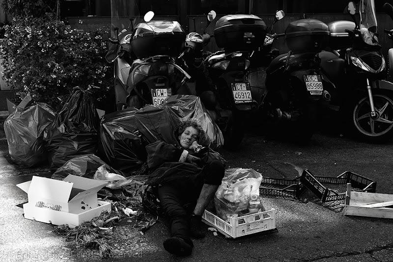 Rome homeless
