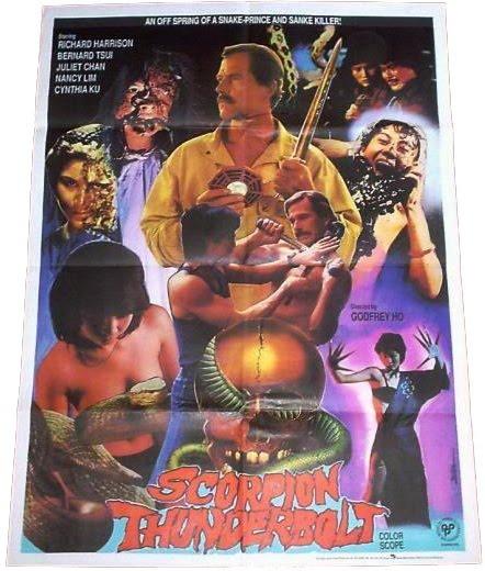 Scorpion Thunderbolt movie
