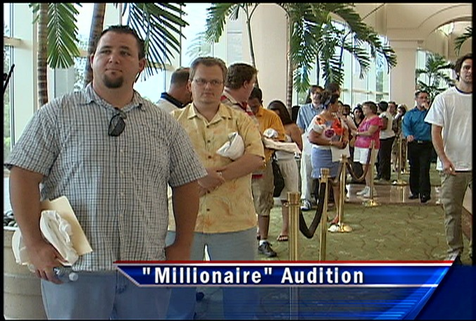 how to get on millionaire tv show