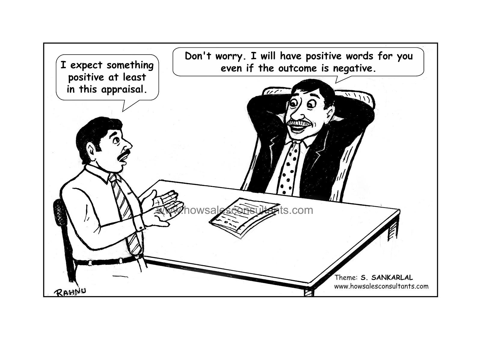Performance Appraisal Cartoons