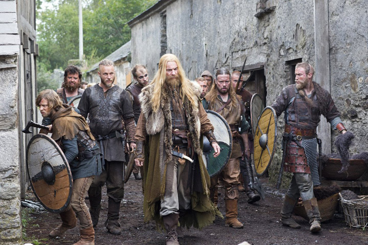 sinopsis... temp2 Vikings+History+Channel