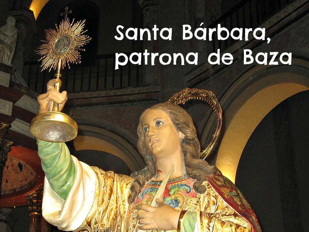 Festividad de Santa Bárbara