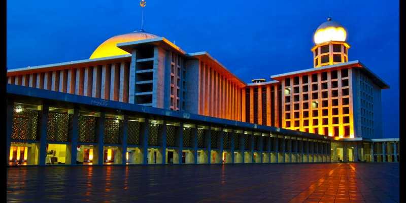 Masjid Istiqlal: Tempat Wisata Religius Gratis di Jakarta