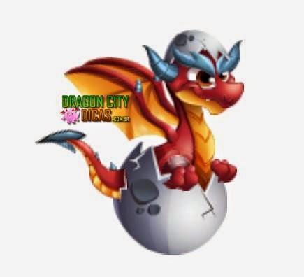Dragão do Ovo Vermelho