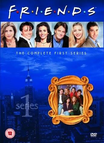 مشاهدة مسلسل الامريكي الكوميدي Friends مترجم الموسم الاول 1 اون لاين