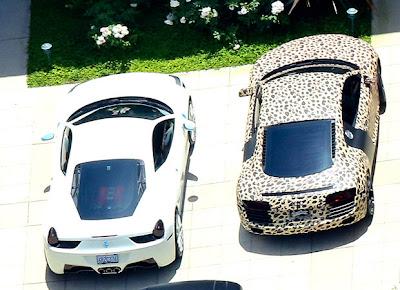 Justin Bieber Dan Koleksi Mobil Mewah