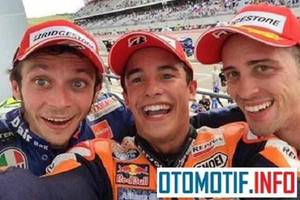 MotoGP Austin : Marc Marquez Akhirnya Juara Pertama
