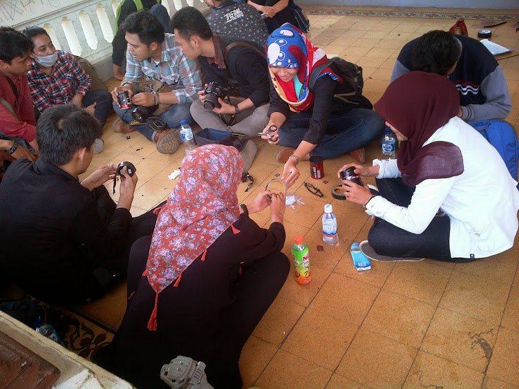 Workshop Kamera Lubang Jarum