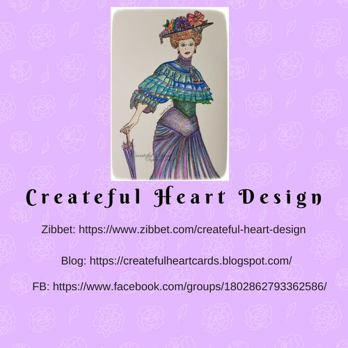 Createful Heart Design DT Member