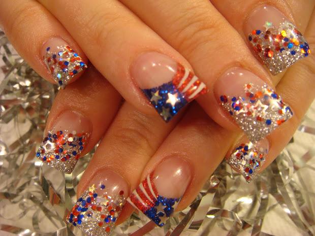 nail art headed vegas