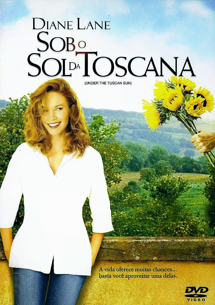 Sob o Sol da Toscana – Legendado (2003)