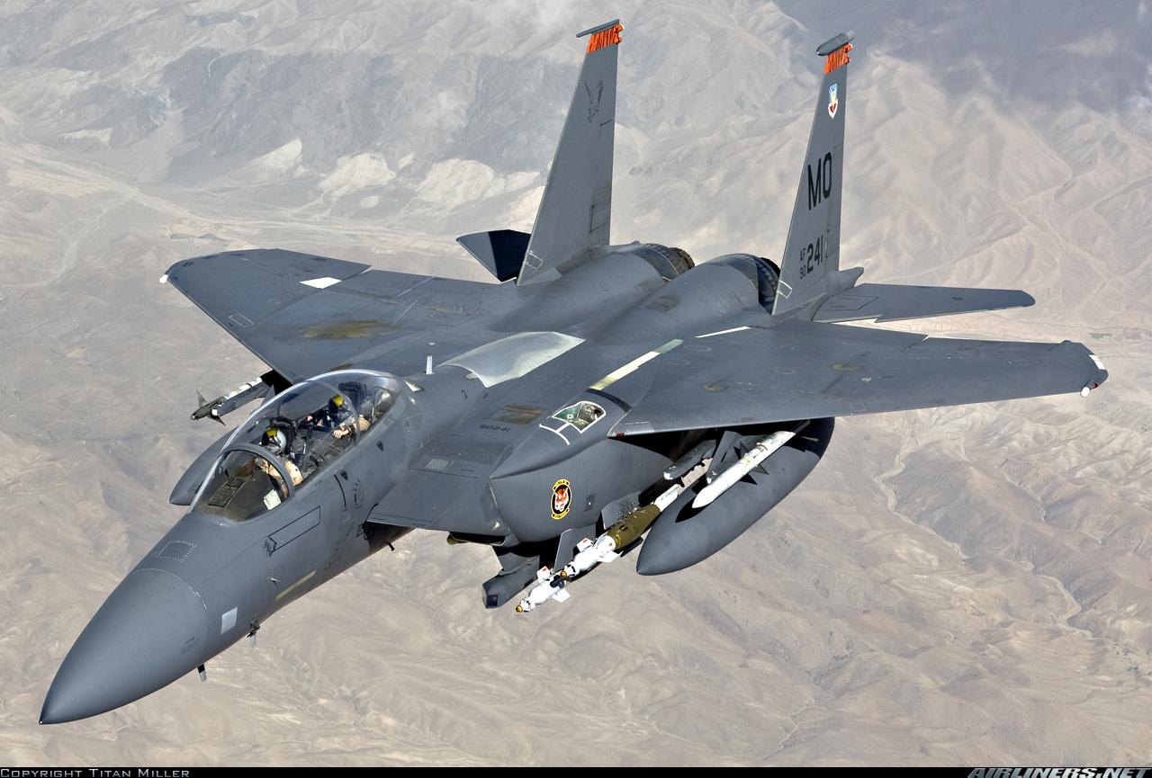 F 15 Strike Eagle Boeing F-15E Strike Ea...