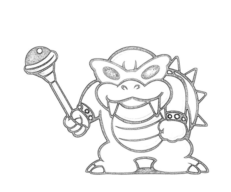 printable-roy-koopa-staff-coloring-pages