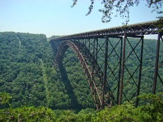 Jembatan New River Gorge
