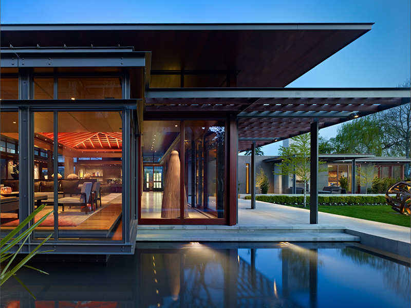 If it 39 s hip it 39 s here archives lake washington shores for Pavilion style home designs