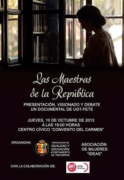Las Maestras De La Republica (2013)