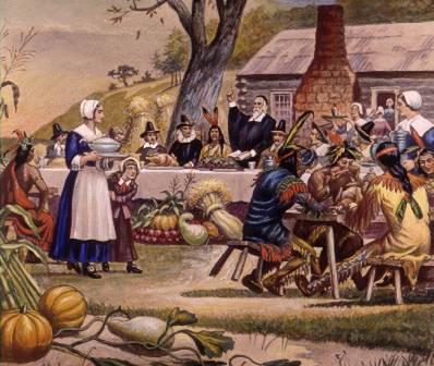 Primer Día de Acción de Gracias