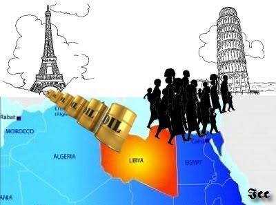 Libia: Italia e Francia, a ciascuna il suo