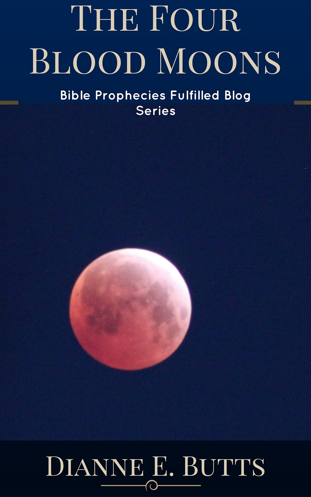 BEST OF BLOG E-BOOK!  The Four Blood Moons