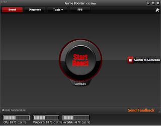 Download Game Booster Terbaru 3.5 Full + SN