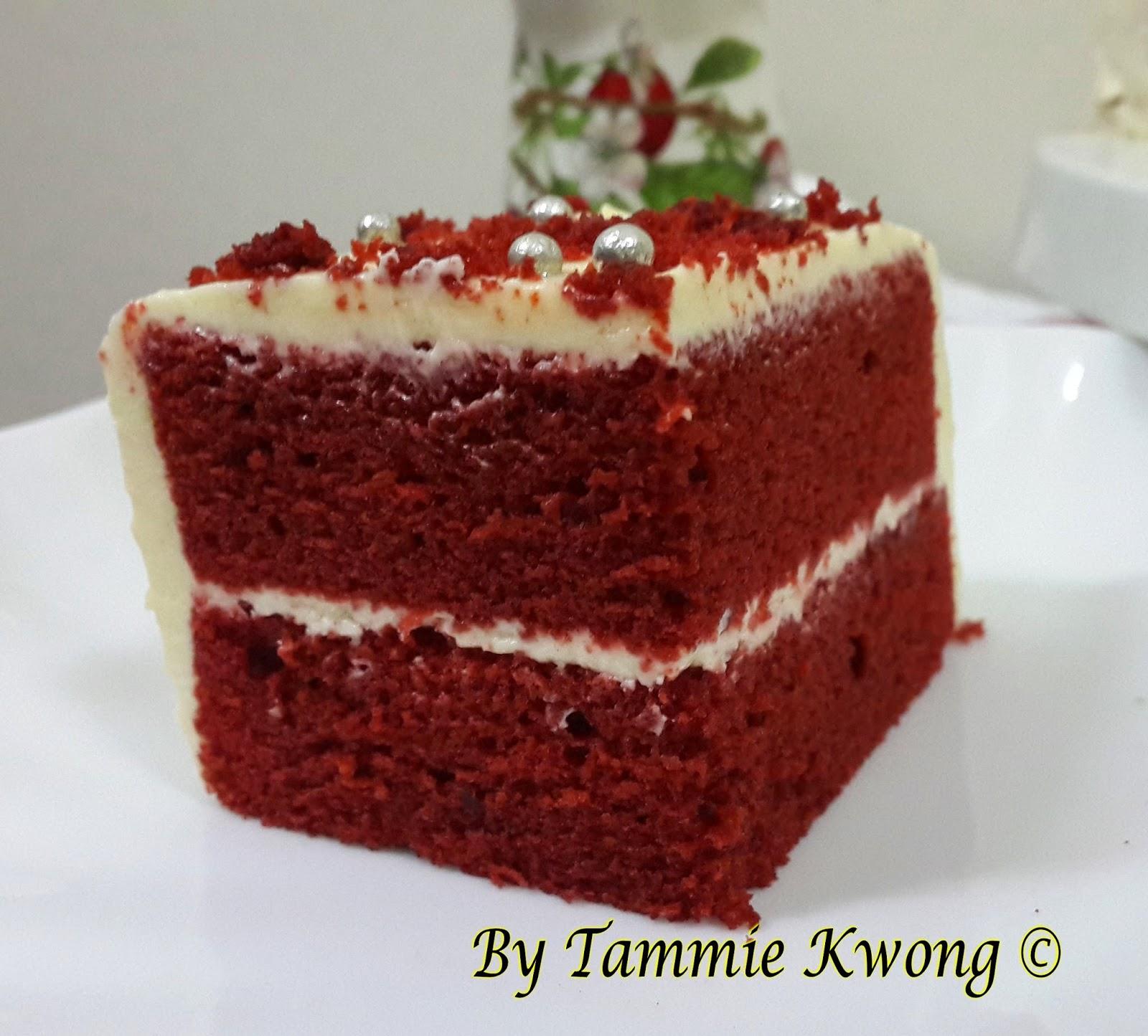 red velvet cake texture. Red Velvet Cake Temptations (by Daughter Tammie Kwong) Texture T