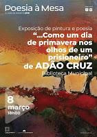 EXPOSIÇÃO DE PINTURA E POESIA
