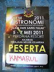 Kem Astronomi 2011