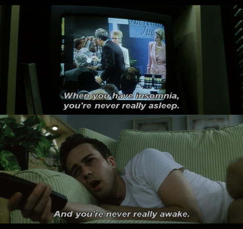 Movie Quotes About Insomnia Movie Quotes Posted by