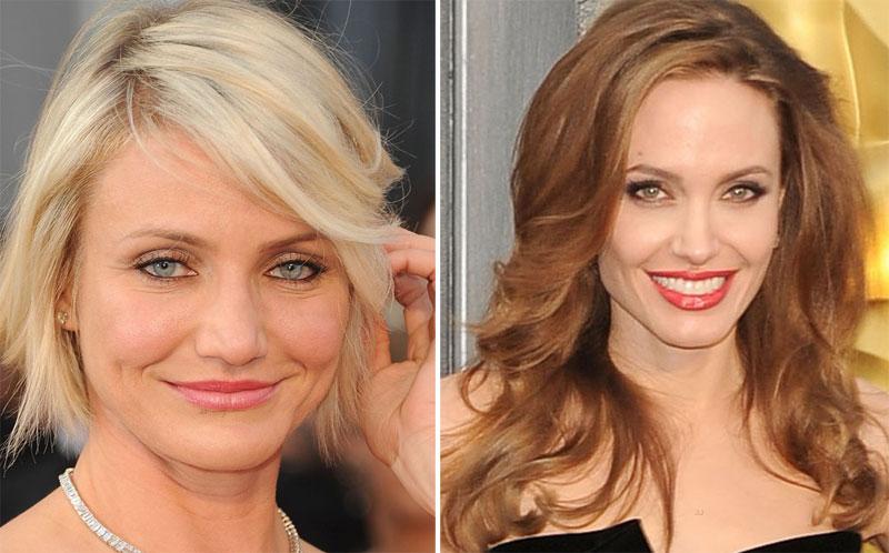 make7 As melhores maquiagens do Oscar 2012