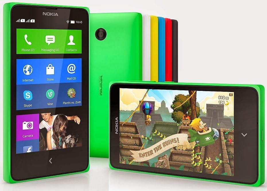 Nokia A110 Dual Sim