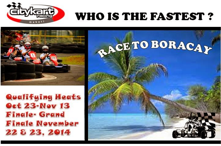 Race to Boracay Karting