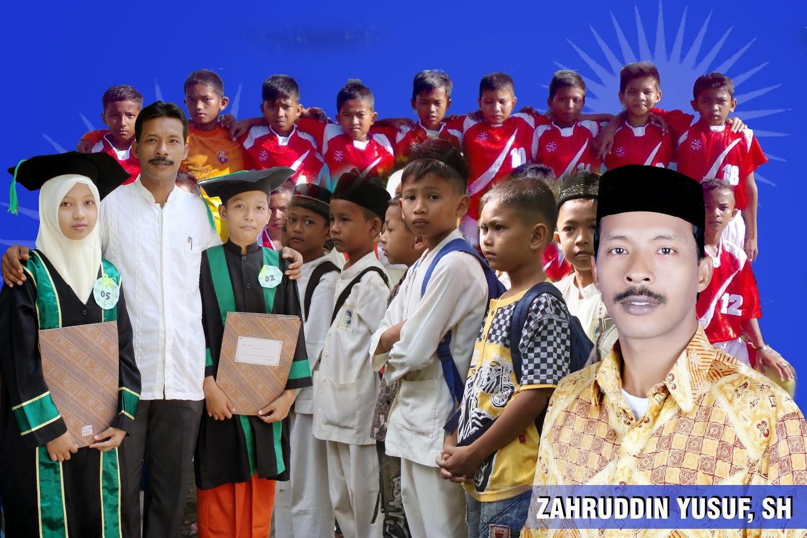 Zahruddin Yusuf, SH