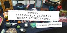 Agosto: cerrado por descanso de los voluntarios..