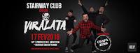 Viralata + Chapa Zero - Stairway Club