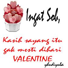 sms ucapan valentine