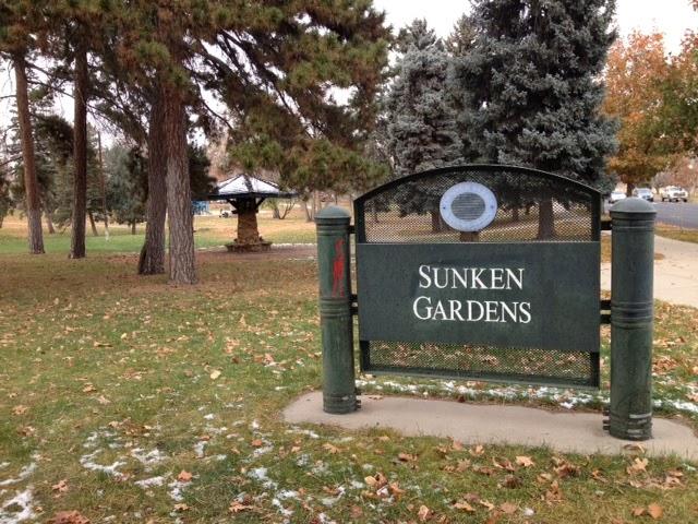 Sunken gardens park denver colorado garden ftempo Kew gardens motor inn