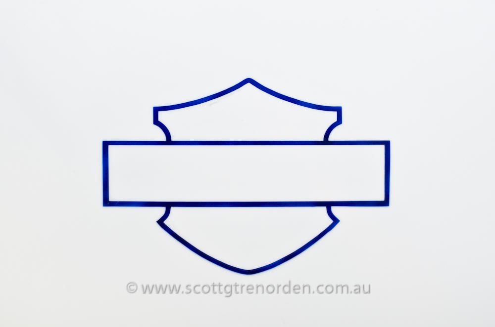 ... Davidson Skull Logo. on harley davidson motorcycles logo stencil