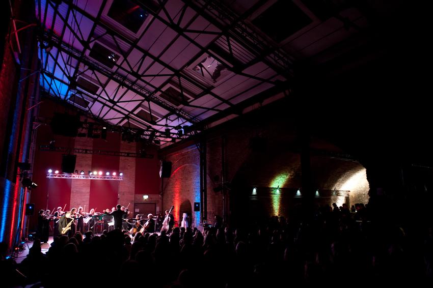 LondonJazz: Tim Garland / City of London Sinfonia at ...