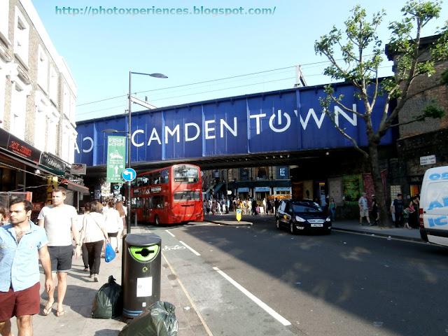 Goodbye, Camden Town. Adiós a Camden Town.