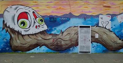 Twilight Exit Mural Scenes