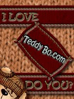 i love teddy bo &amp; co