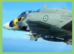 Tres A-4 modernizados de la Marina brasileña realizan los primeros ejercicios de lanzamiento de bom