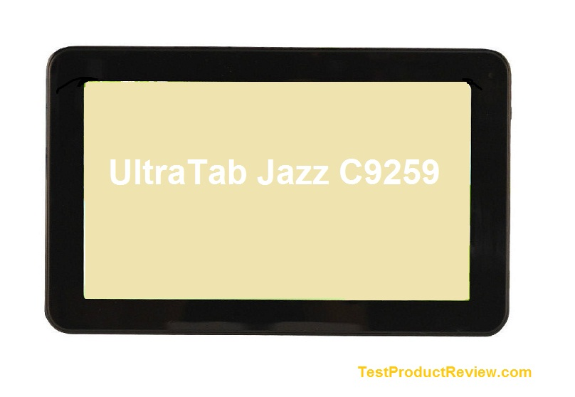 UltraTab Jazz C9259 cheap 9-inch Android tablet price, specs and