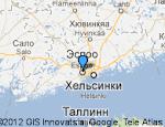 I live in Espoo (Finland).